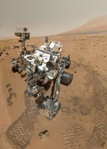 Ny sten upptäckt på Mars yta 1